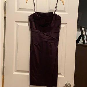 Dark purple Ralph Lauren cocktail dress size 6